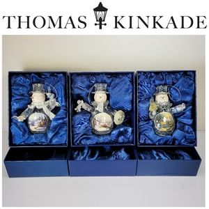 Thomas Kinkade Collectable Ornaments